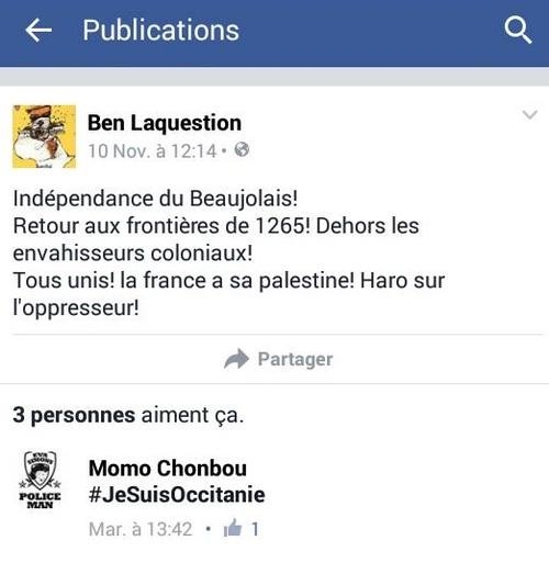 """Luttons-nous pour """"ressusciter le comté d'Auvergne"""" ? Une réponse (qui se veut) claire et définitive à ce genre d'""""argument"""" inepte et à deux balles"""