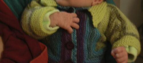 Baby surprise jacket d'Elizabeth Zimmermann