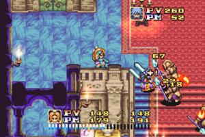 Sword of Mana - chapitre 7 - Le château Granz