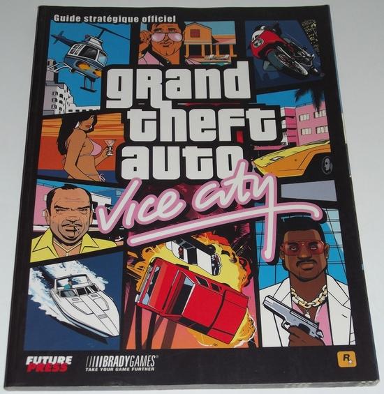 Guide GTA vice city