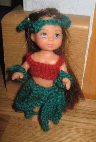 Sandrine (petit monde Alice) - Lilo