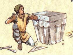 Les trois tailleurs de pierre