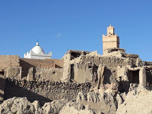 mosquée et Zaouia