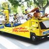 Nesquick Caravane du tour de France 2011