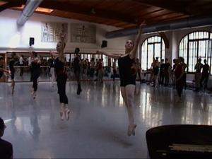dance ballet class masters classes prague class