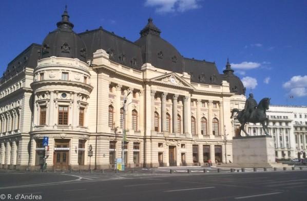 Bucarest, Musée National des Arts