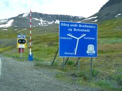 19 juin, de Þingeyri à Isafjörður
