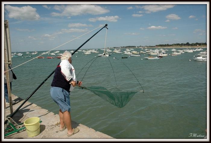 Toujours la pêche