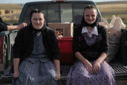 Visit to Hutterite Colony - Max GLENAT