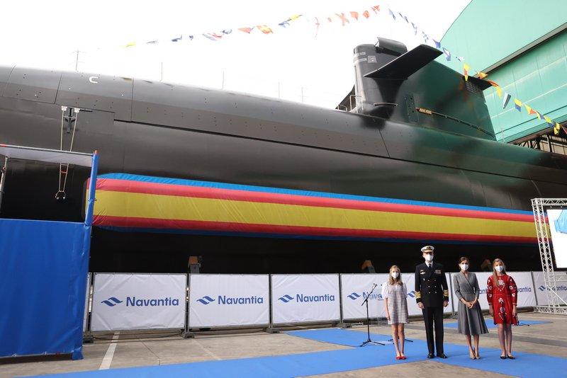 """Submarino S-81 """"Isaac Peral"""""""