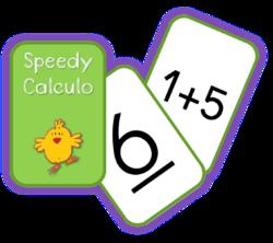 Speedy Calculo : jeu sur les décompositions des nombres