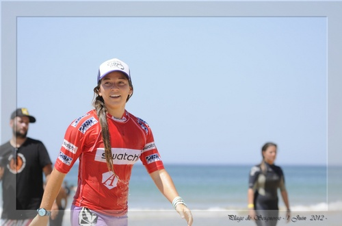 SWATCH GIRLS PRO FRANCE - PLAGE DE SEIGNOSSE -