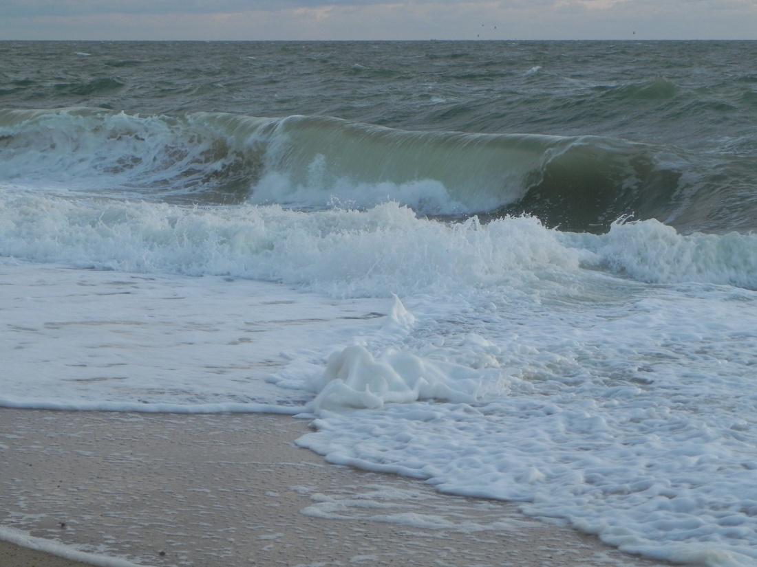 La plage de Parée Préneau en Vendée