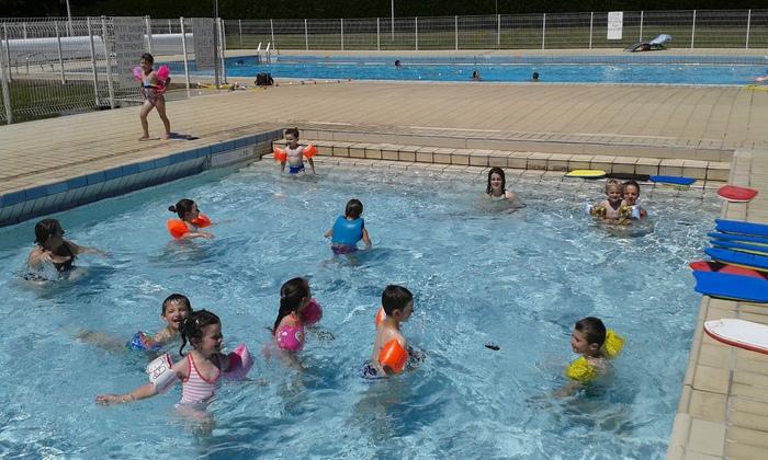 Sorties piscine de fin d'année