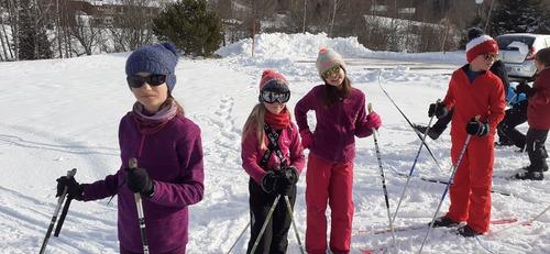 30 janvier : 4ème sortie de ski à l'Alpe du Grand Serre