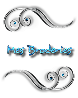 MES BRODERIES