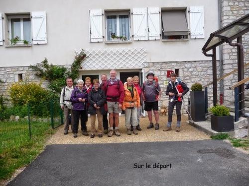 Tour de l'Aubrac juin 2014