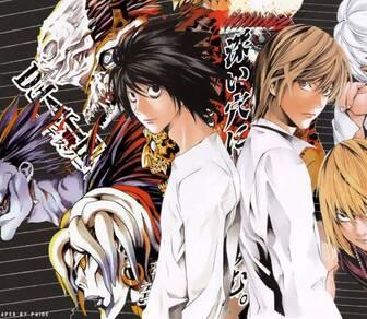 Death Note, maitrise parfaite