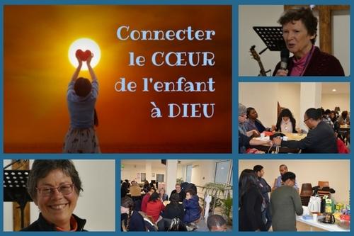 Connecter le Cœur de l'Enfant à Dieu (1)