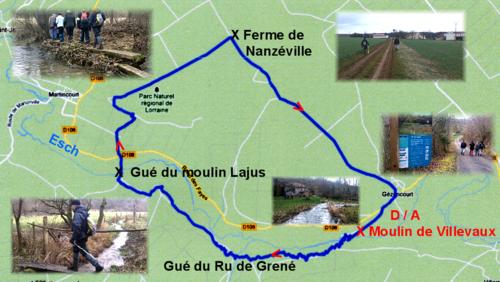 A Gézoncourt (Villevaux)