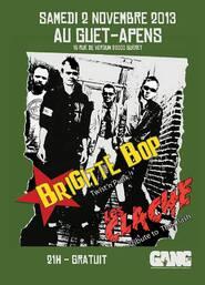 Brigitte Bop et Les Clashe - Guéret (Creuse)