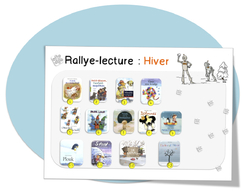 "Rallye-lecture ""Hiver"""