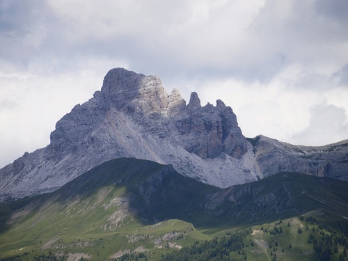 Les Dolomites (Italie)