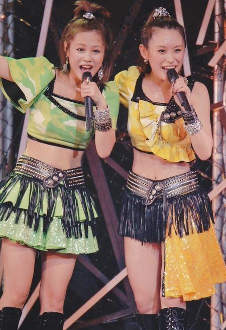 Ai Takahashi Risa  Niigaki Morning Musume Concert Tour 2010 Aki ~Rival Survival~ /モーニング娘。 コンサートツアー2010秋~ライバルサバイバル~