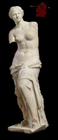 Tube Vénus de Milo