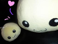 ♥ Doudou Mochi pour mon Bébé ♥