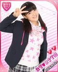 Kanon Suzuki 鈴木香音 Suugaku♥Joshi Gakuen 数学♥女子学園