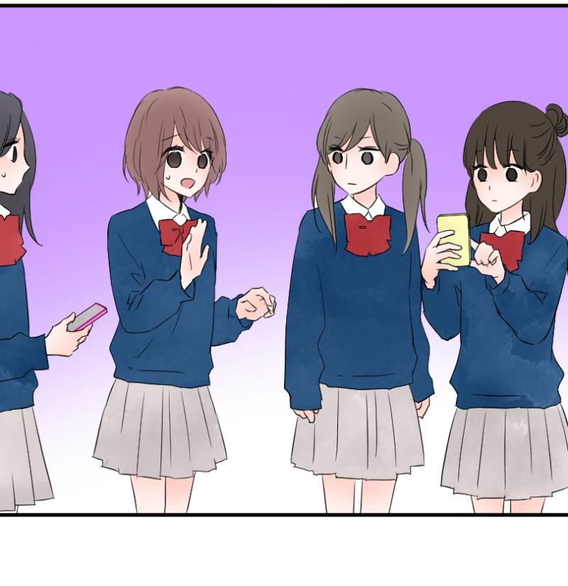 Kanojo-tachi wa Kataranai Chap 42