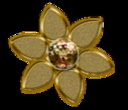 Décos dorées / 1