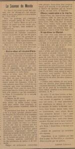 Le Sauveur du Monde (L'émancipateur, organe communiste, anarchiste, révolutionnaire, 1er avril 1914)