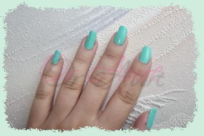 •°•.Mes ongles ne menthe jamais...ou presque.•°•