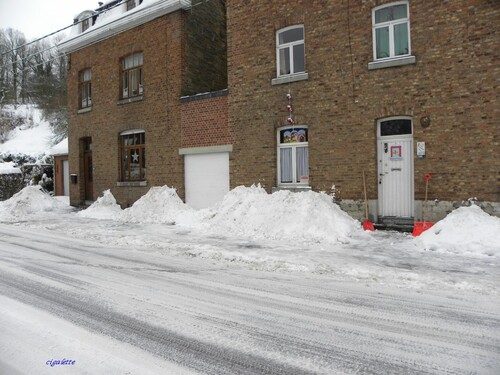 2004 Poussette et hiver 2010-2011