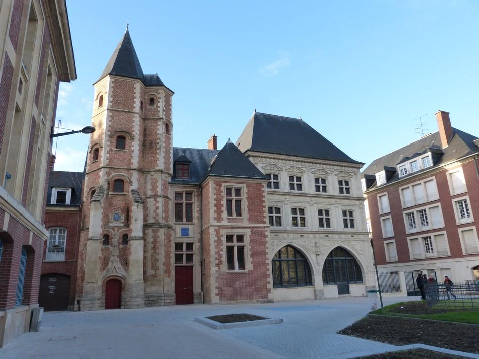 Un 30 novembre à Amiens