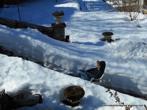 Petite vie d'hiver