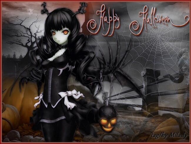 Toujours Halloween