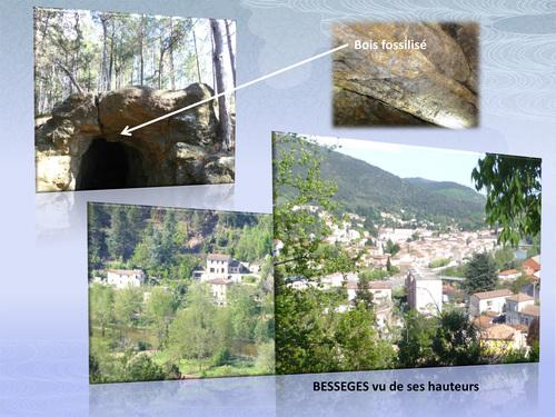Dernière semaine d'avril 2016 à Bessèges (centre de Vacancèze)