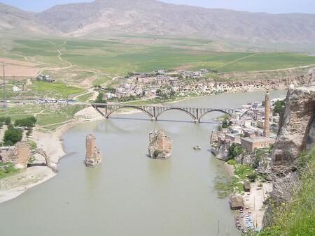 Cette cité antique de 12 000 ans rayée de la carte à cause d'un barrage