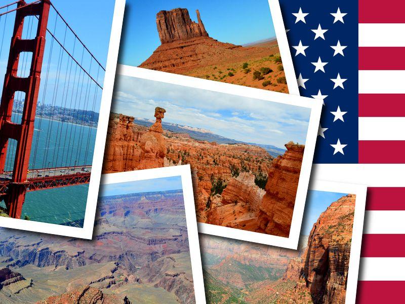 Bilan & Budget, Ouest Américain | Ouest americain, Road trip usa, Cote  ouest usa