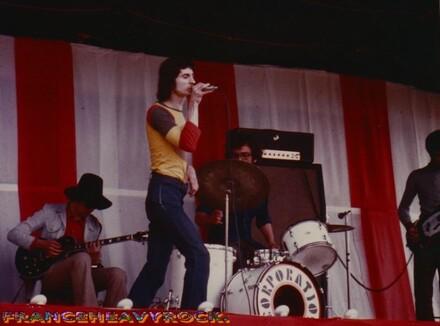 CORPORATION (1969-1973)