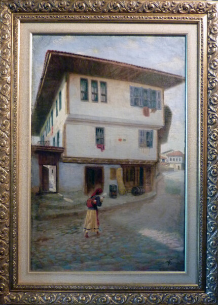 Jour 9 - Plovdiv - Musée Philippopolis - Hristo Berberov L