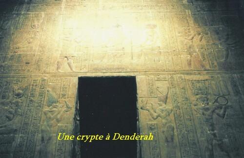 Magie et Mystère de Dendérah