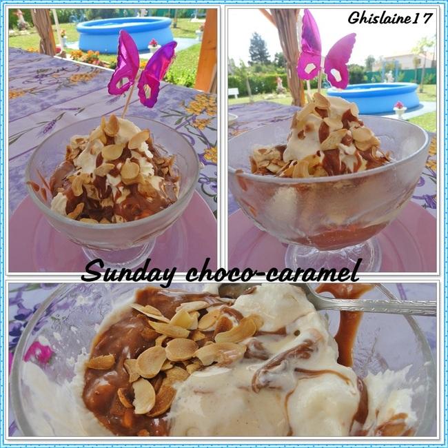 Sunday choco-caramel