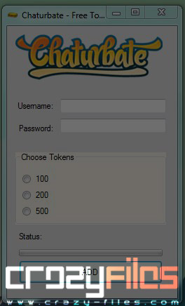 chaturbate account password