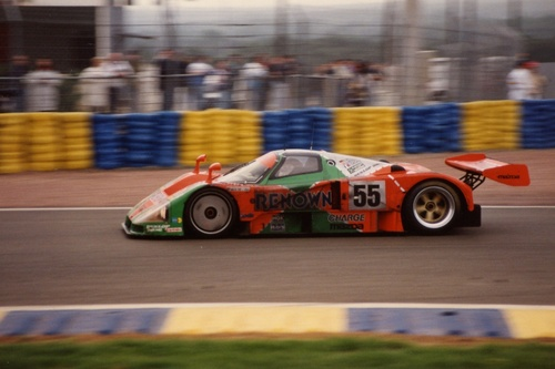 24 Heures du Mans 1991