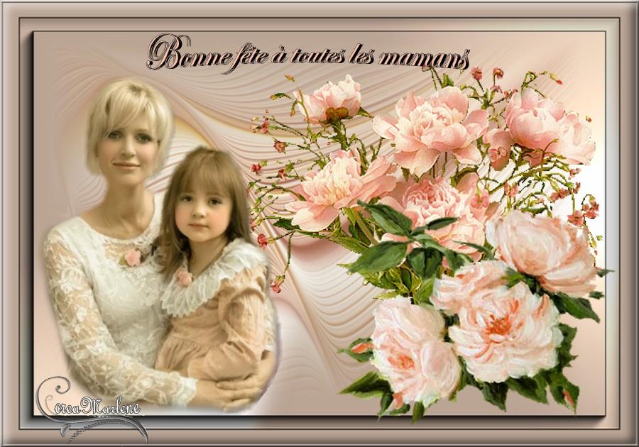 ♥ Bonne fête à toutes les mamans ♥