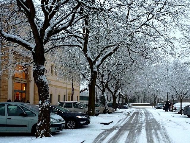 Metz sous la neige 4 Marc de Metz 16 02 2013